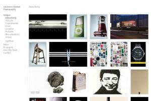 Laurence Haskell photographer | WordPress website design & build
