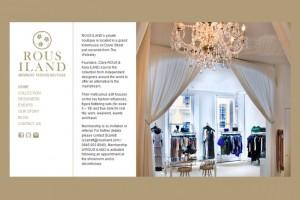 Rous Iland | WordPress website design & build