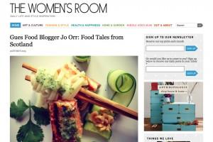 The Womens Room | WordPress website design & build