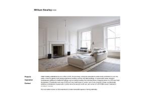 William Smalley Architect | WordPress website design & build